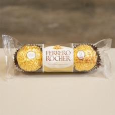 Ferrero Rocher - Pct com 3 unidades
